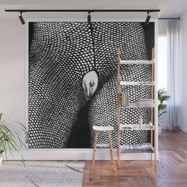 asc 475 - La tache blanche (The white spot) Wall Mural