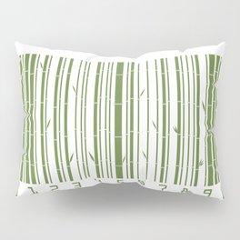 Bamboo Barcode Pillow Sham
