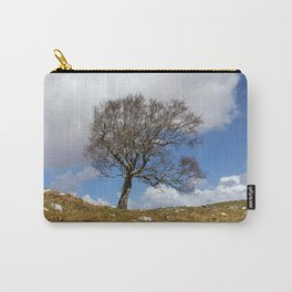 A single tree, Dumfries and Galloway Carry-All Pouch
