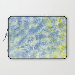Spongey Spatter Laptop Sleeve