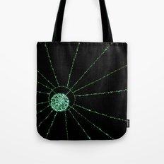 green web Tote Bag