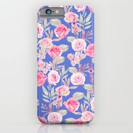 Laila Pattern 2. iPhone Case