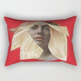 Fawcett up your life! Rectangular Pillow