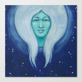 Star Maiden Canvas Print