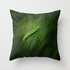 Getreide  Throw Pillow