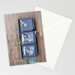 Mailboxes Stationery Cards