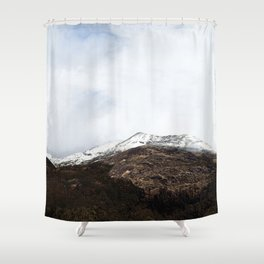 A world apart Shower Curtain