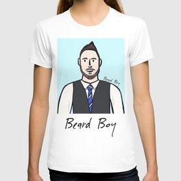 Beard Boy: Michel 2 T-shirt
