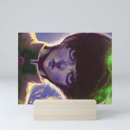 Shigeo Kageyama v.9 Mini Art Print