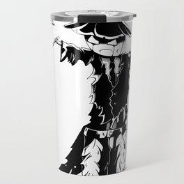 Scarecrow simple Travel Mug