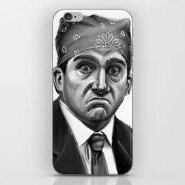 Prison Mike iPhone Skin