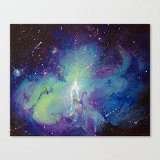 Dream Space Canvas Print