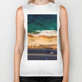 California Beach Biker Tank