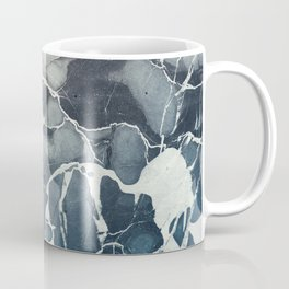 Ultramarine Marble Coffee Mug