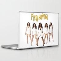 fifth harmony Laptop & iPad Skins featuring Fifth Harmony Boss by TSMM
