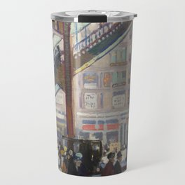 Elevated Columbus Avenue - Gifford Beal Travel Mug