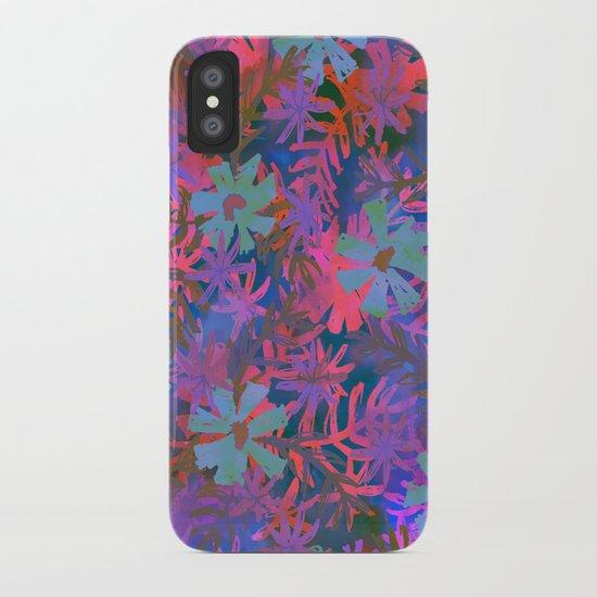 Jungle Fever Floral iPhone Case