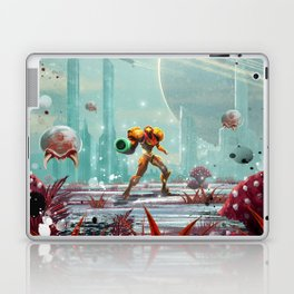 Metroid Laptop & iPad Skin