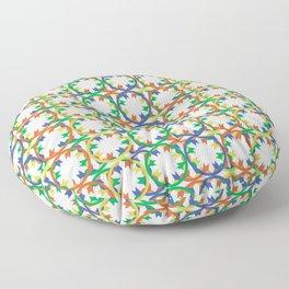 The Pattern Floor Pillow