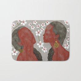 cherry blossom girls Bath Mat