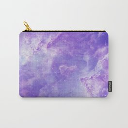 Violet galaxy Carry-All Pouch