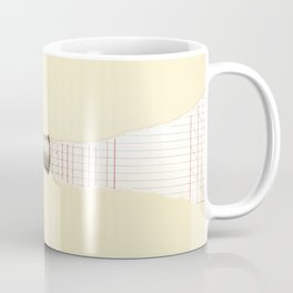 Torn Around - Sailor Coffee Mug