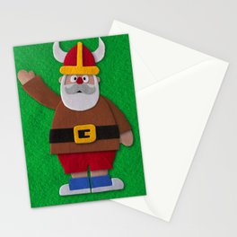Funny Santa Claus! Stationery Cards