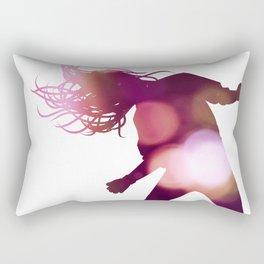 Dance2 Rectangular Pillow