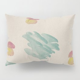 Mushroom 2 Pillow Sham