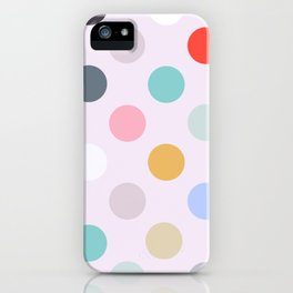 Polka Dots iPhone Case