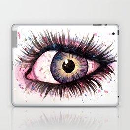 cosmic eye 2 Laptop & iPad Skin