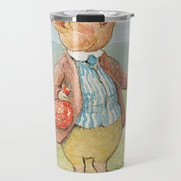 Pigling Bland by Beatrix Potter Travel Mug