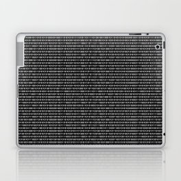 Binary Code Laptop & iPad Skin