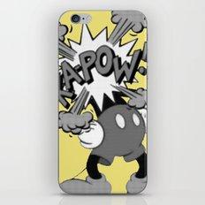 Take that rat!  iPhone & iPod Skin