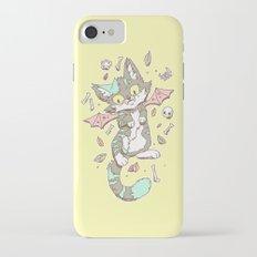 Monster Cat iPhone 7 Slim Case