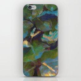 Dappled #botanical #nature #watercolor #society6 iPhone Skin