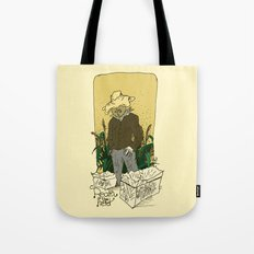 Real in the field... Tote Bag
