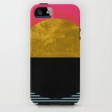 Abstract Sunset iPhone (5, 5s) Tough Case