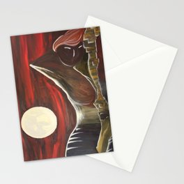 Gaia and Luna Grande Stationery Cards