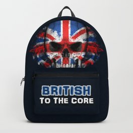 To The Core Collection: UK Backpack