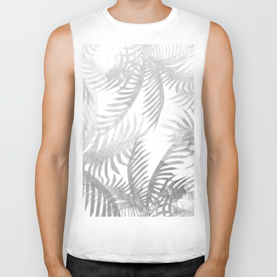 Jungle BW Biker Tank