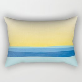 Summertime Rectangular Pillow