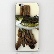 fish monger iPhone & iPod Skin