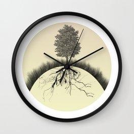 Treescape  Wall Clock
