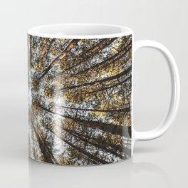 Pines Above Coffee Mug