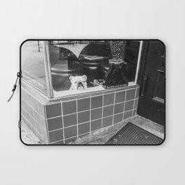 Bored Dog Laptop Sleeve