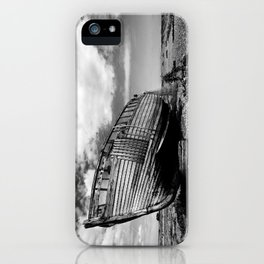 The Clinker Fishing Boat iPhone Case