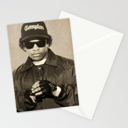 EazyE Vintage 01 Stationery Cards