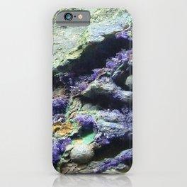 Mineral Stone rustic decor iPhone Case
