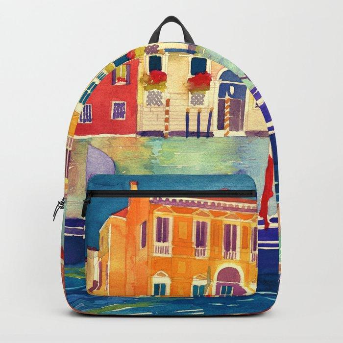 sunshine in Venezia Backpack